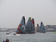 Volvo Ocean Race in Lisbon